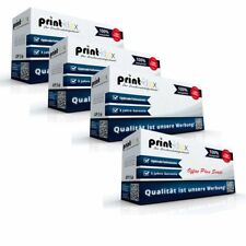 4x alternativo CARTUCCIA TONER PER LEXMARK C792 X792 colore set-office PLUS