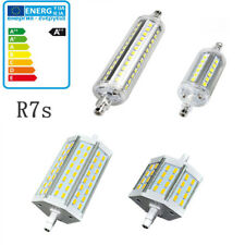 Dimmable R7S SMD LED 8W 10W 15W Ampoule Lampe Flood Tube Light Halogen 78/118mm