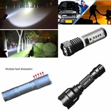 4Style Outdoor Camping Hiking Super Bright Torch Lamp Night Light Flashlight df
