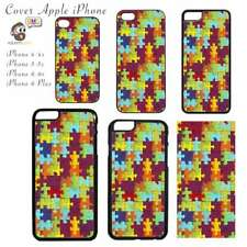 Cover per Apple iPhone - Stampa The Puzzle Colorate Colorful