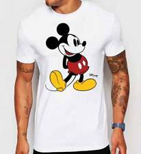 Official Mickey Mouse Classic Kick T-Shirt New Disney Clubhouse Cartoon