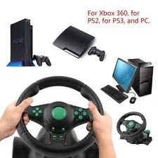 Racing Game Steering Wheel Remote Controller compatible with Nintendo Wii Wii YY