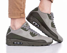 NIKE AIR MAX 90 ULTRA 2.0 ESSENTIAL Trainers Gym Casual - Stucco - Various Sizes