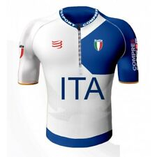 Compressport Trail Running Shirt SS ITALY Limited Edition