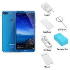 """5.65 """" Huawei onore 9 lite Android 8.0 MULTILINGUE 4G Smartphone 3G + 32GB"""