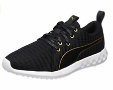 Puma Damen Carson 2 Metallic Outdoor Fitnessschuh Laufschuh 190044 03 Black Gold