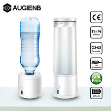 WH02 PORTABLE SMART HYDROGEN-RICH CUP WATER GENERATOR IONIZER MAKER HEALTHY
