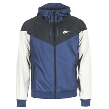 giacca a vento uomo Nike  WINDRUNNER  Blu   6847781