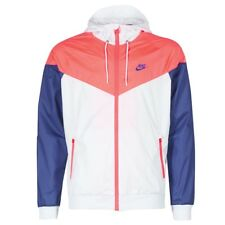 giacca a vento uomo Nike  WINDRUNNER  Bianco   6847780