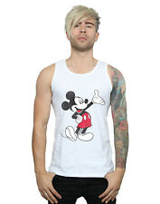 Disney Hombre Mickey Mouse Traditional Wave Camiseta Sin Mangas