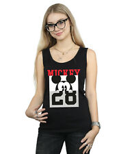 Disney Mujer Mickey Mouse Notorious Split Camiseta Sin Mangas