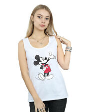 Disney Mujer Mickey Mouse Traditional Wave Camiseta Sin Mangas