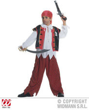 Boys Treasure Island Pirate Costume Pirates Gold Doubloon Jewels Fancy Dress