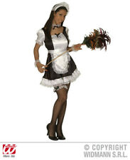 Ladies French Maid Dominique Costume France Frenchmen Fancy Dress Cosplay Outfit