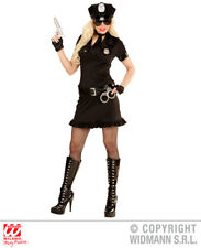 Ladies Sexy Police Girl Costume Sexy Erotic Sissy Fancy Dress Outfit