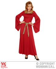 Ladies Castle Maid Costume Camp Fortress Stockade Fancy Dress Cosplay Outfit