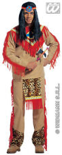 Mens Sitting Bull Costume Rodeo Cow Animal Fancy Dress Cosplay Outfit