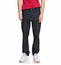 DC Shoes™ Worker Indigo Rinse - Straight Fit Jeans - Jean coupe droite - Homme