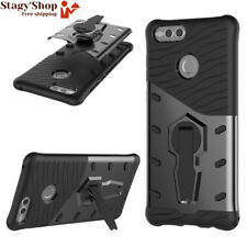 Coque Huawei Honor 7X Case Silicone Cover TPU + PC Dual Shock Absorption...