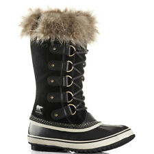 Ladies Sorel Joan Of Arctic Hiker Rain Fur Warm Snow Lace Up Boots All Sizes