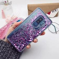 for Samsung Galaxy S9 case Back cover Bling Glitter Dynamic Quicksand Liquid Cas