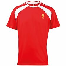 Official Football Merch Liverpool FC Adults T-shirt Adult Casual Style OF200