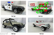 WELLY, MAISTO, & CHRYSLER DieCast Vehicles 3 Model Cars To Choose From | VG+