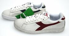 DIADORA SCARPA SNEAKER CASUAL UOMO DONNA UNISEX 501.160821 01 GAME L LOW WAXED