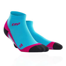 Cep Mujer Corte Bajo Calcetines Aw18 Azul Deporte Correr Transpirable Running