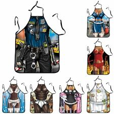 Funny Novelty Aprons Cooking Kitchen BBQ Apron Adult Gifts for Men & Women ZP