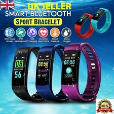 Y5 Fitness Activity Smart Watch Sports Heart Rate Tracker Blood Pressure Monitor
