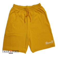 SHORT PANTS SIZES STRONG MAN  BL09 YELLOW