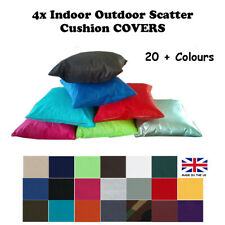 Water Resistant Garden Cushion Outdoor Bench Seat Pads Filled Cushions & Covers