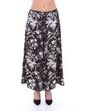 vt33934 Mcq Alexander Mcqueen gonna nero donna woman's black skirt