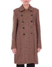 vt14763 Dondup cappotto beige donna woman's beige coat