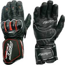 RST TRACTECH EVO Wp Impermeable Moto Sports Touring Guantes