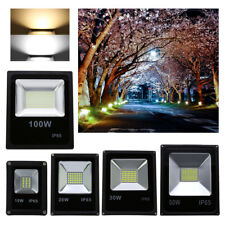 Foco LED  Foco proyector 10W -100W Reflectores Lámpara Exterior Floodlight IP65