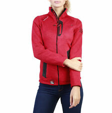 Geographical Norway Felpa Geographical Norway Donna Rosso 84797 Felpe Donna