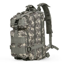 Backpack Military Travel Bag Pack Tactical Hiking Outdoor Camping Trekking 30L