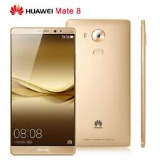 """6"""" HUAWEI MATE 8 Wi-Fi GPS Reconstruido 4g LTE Smartphone 4g+64gb Android"""