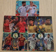 SET DOUBLE TROUBLE WORLD CUP BRAZIL 2014 ADRENALYN XL PANINI SERIE&SINGOLE WC 14
