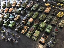 Military Micro Machines & Other Military Vehicles Lot & Collection Selection