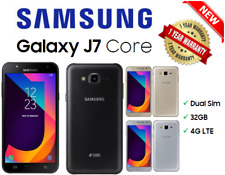 Samsung Galaxy J7 Core J701F 32GB DUAL SIM ( Unlocked ) Smartphone - 2 Colours