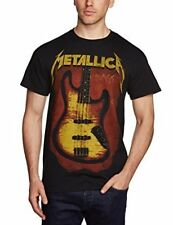 METALLICA T-Shirt Bass Of Doom OFFICIAL MERCHANDISE