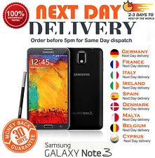 Samsung Galaxy Note 3 N9005 32GB 13MP Unlocked Smartphone Pristine Condition UK