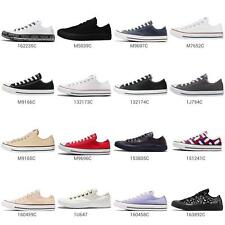 Converse Chuck Taylor All Star Low OX Men Women Classic Shoes Sneakers Pick 1