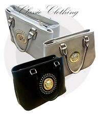 Moda Ladies Faux Leather Handbags in 3 Colours