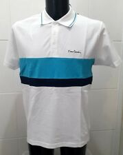 NEW Pierre Cardin Mens Tipped Polo Shirt