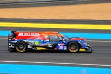 Oreca 07 Gibson no39 24 Hours Le Mans 2018 photograph picture poster print
