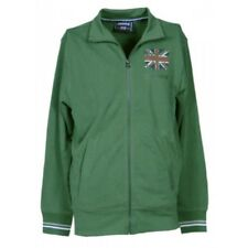 Admiral Felpa Uomo (Men's hooded sweatshirt) French Terry Verde (Green 011)